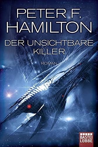 9783404208494: Der unsichtbare Killer: SF-Thriller