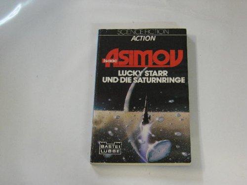 9783404211494: Lucky Starr und die Saturnringe