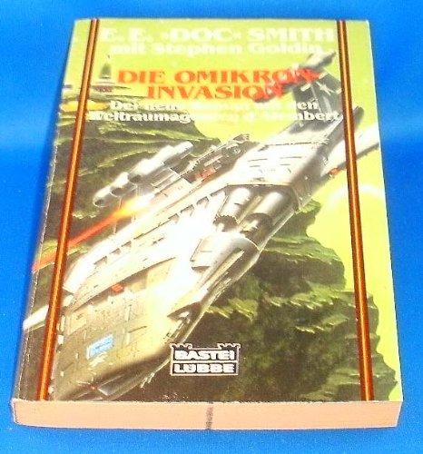 Die Omikron-Invasion. Der neue Roman mit dem Weltraumagenten d'Alembert: n/a