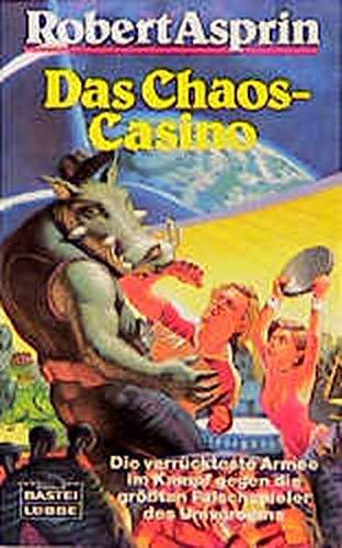 9783404231324: Das Chaos- Casino. Science Fiction Roman.