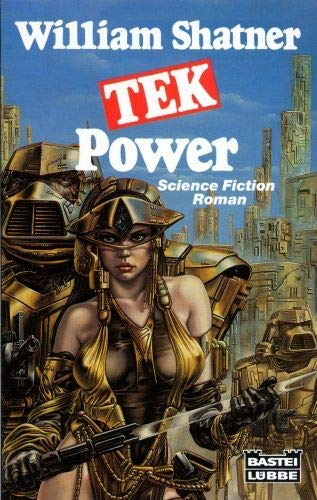 9783404231744: TEK-Power, Bd 6