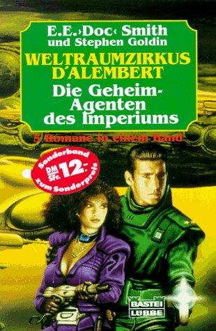9783404231829: Weltraumzirkus D'alembert 2