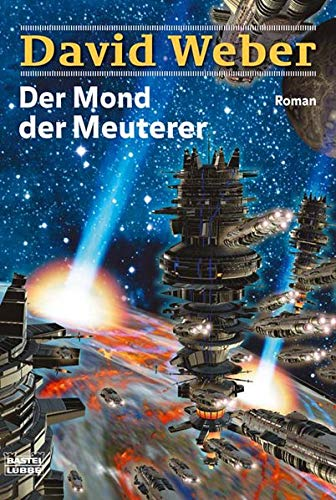 9783404232994: Der Mond der Meuterer