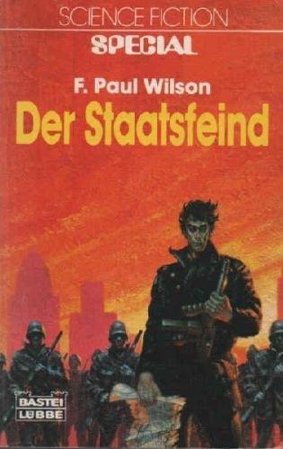9783404240432: Der Staatsfeind.