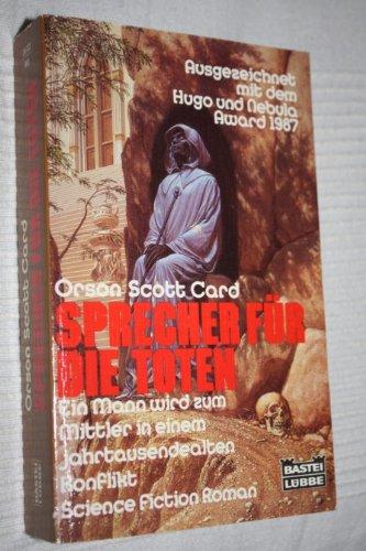 9783404241033: Sprecher für die Toten