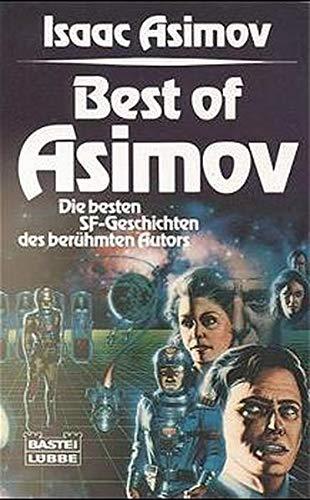 9783404241132: Best of Asimov