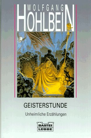 9783404252602: Geisterstunde 8Altes Cover)