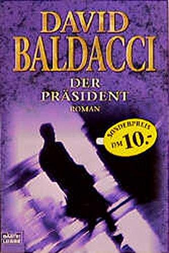 9783404255283: Der Präsident : Roman
