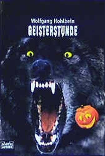 9783404256815: Geisterstunde.