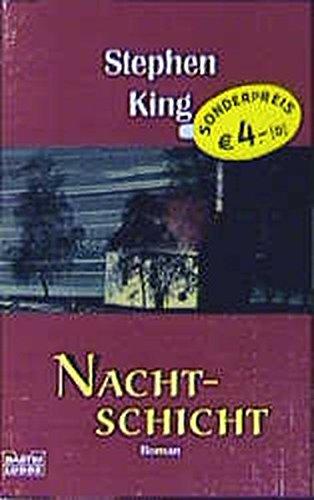 9783404256907: Nachtschicht. Kurzgeschichten.