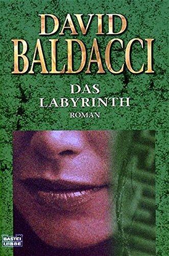 9783404257003: Das Labyrinth.