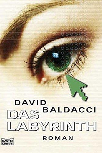 9783404259199: Das Labyrinth.