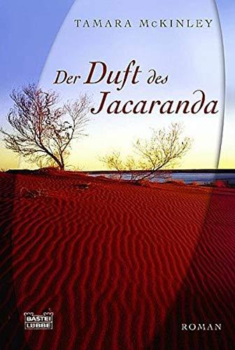 9783404263110: Der Duft des Jacaranda