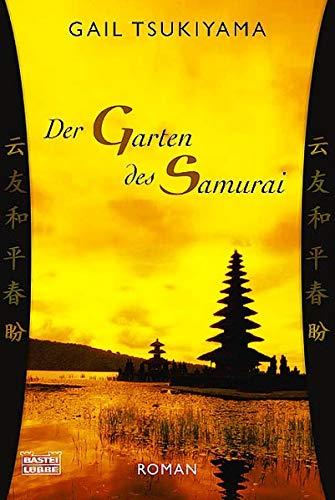 9783404263769: Der Garten des Samurai, Sonderausgabe