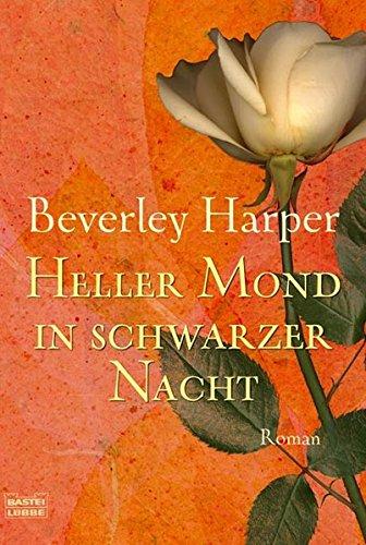 9783404268801: Heller Mond in schwarzer Nacht