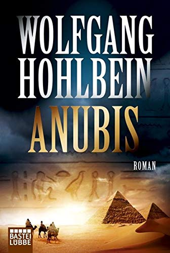 Anubis : Wolfgang Hohlbein : Free Download, Borrow, and ...