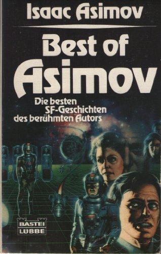 9783404281138: Best of Asimov