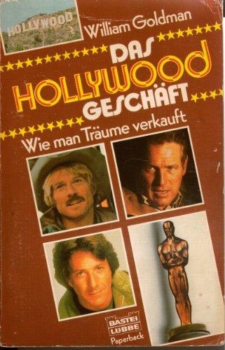 9783404281343: Das Hollywood-Geschäft
