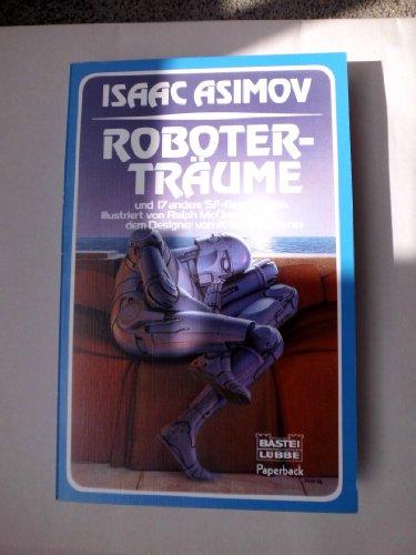 9783404281626: Roboterträume
