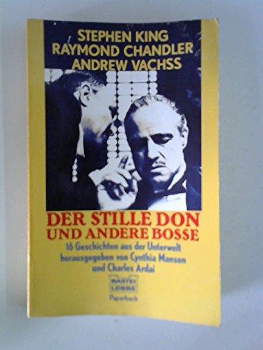 9783404282111: Der stille Don und andere Bosse