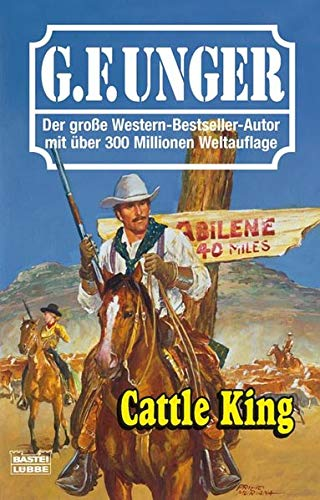 Cattle King: Ion L Idriess