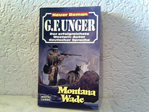 9783404451388: Montana Wade