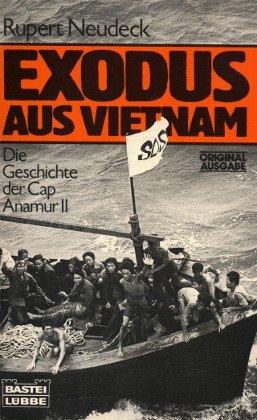 9783404601509: Exodus aus Vietnam. Geschichte der Cap Anamur II