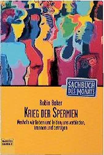 9783404604654: Krieg der Spermien.