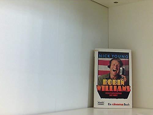 9783404612437: Robin Williams: Hollywoodstar mit Herz : ein cinema Buch (Bastei-Lübbe- Taschenbuch)