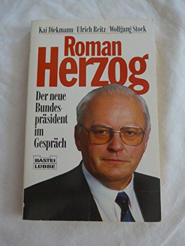 Roman Herzog, Der neue Bundespräsident im Gespräch