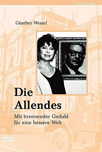 9783404615377: Die Allendes.