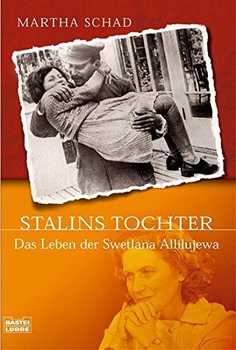 9783404615773: Stalins Tochter.