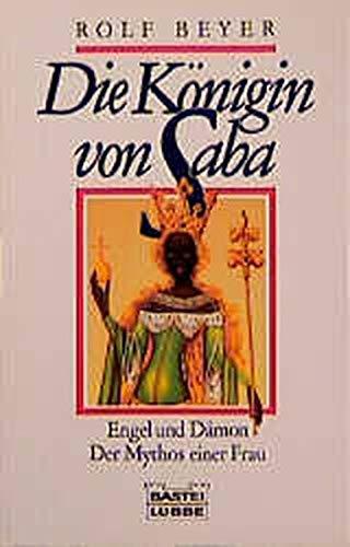 9783404641048: Die Königin von Saba