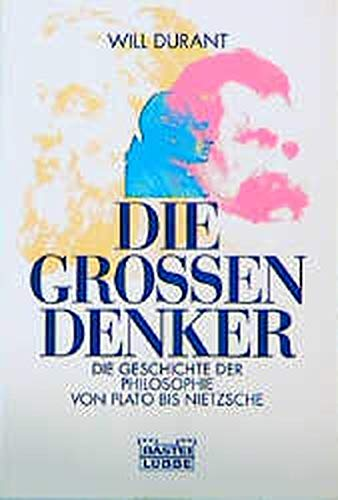 9783404641437: Die Grossen Denker