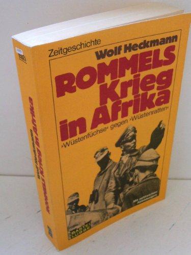 9783404650248: Rommels Krieg in Afrika