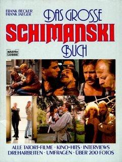 9783404712014: Das gro�e Schimanski - Buch