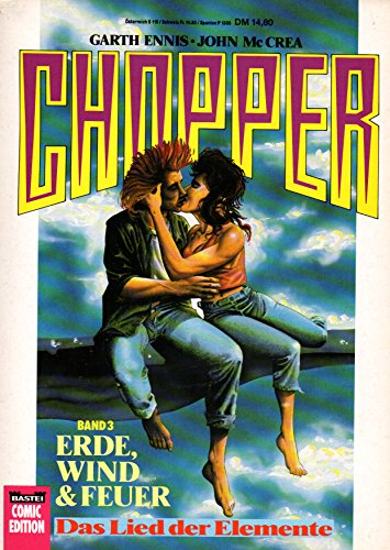 Erde, Wind und Feuer Chopper 3: Ennis, Garth / McCrea, John