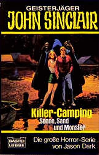 9783404731022: Killer- Camping. ( Geisterjäger John Sinclair).