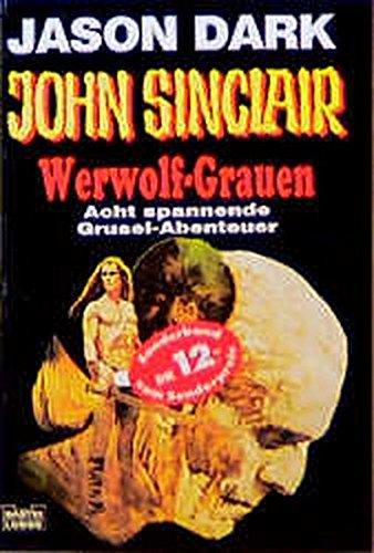 9783404739226: Werwolf- Grauen. Acht spannende Grusel- Abenteuer.
