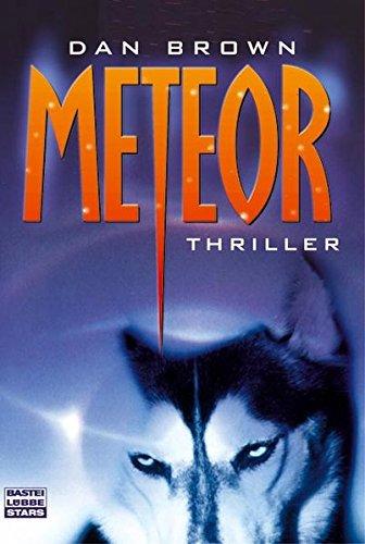 9783404770571: Meteor (German Edition)