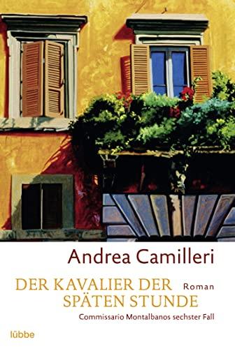 Der Kavalier der späten Stunde: Andrea Camilleri