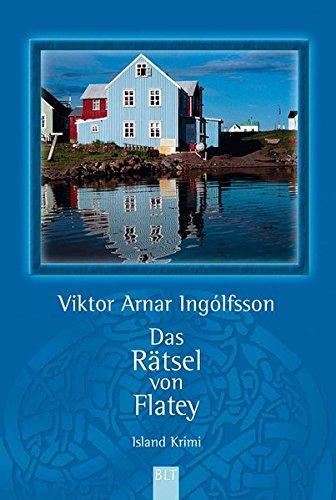 9783404921867: Das Rätsel von Flatey: Island Krimi