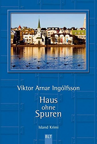 9783404922529: Haus ohne Spuren: Island Krimi