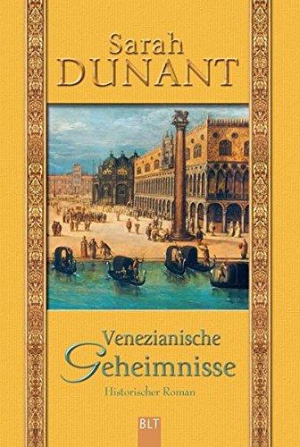 9783404923014: Venezianische Geheimnisse