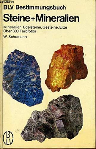 9783405109790: BLV Bestimmungsbuch: Steine und Mineralien - Mineralien, Edelsteine, Gesteine...