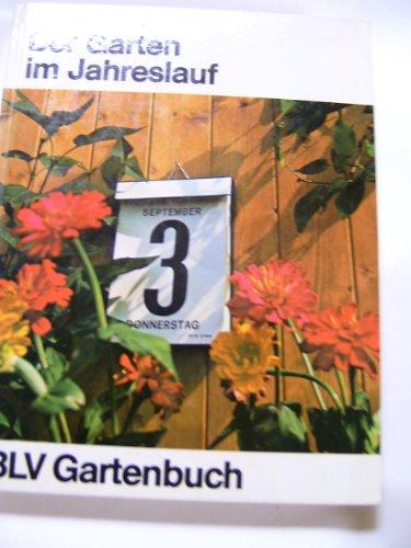 9783405113506: Der Garten Im Jahreslauf