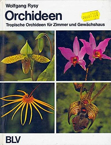 9783405118242: Orchideen: Tropische Orchideen für Zimmer und Gewächshaus
