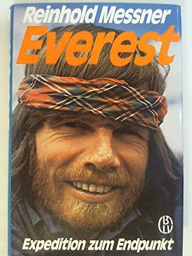 9783405119089: Everest: Expedition zum Endpunkt