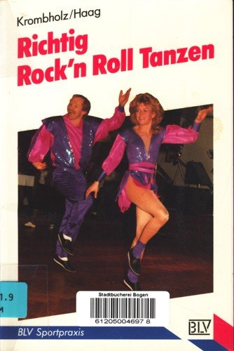 9783405120597: Richtig Rock'n Roll Tanzen