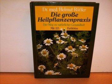 9783405124779: Die grosse Heilpflanzenpraxis: Der Weg zu natürlicher Gesundheit, auch mit homöopathischen Anwendungen (German Edition)